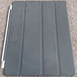 Magnet Cover Ipad 2,3,4 Grey