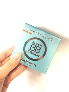 MAYBELLINE Super BB Cushion Fresh Matte (03 NATURAL)