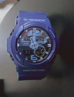 CASIO G-SHOCK original (color blue)
