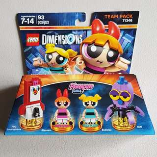 Powerpuff Girls Lego
