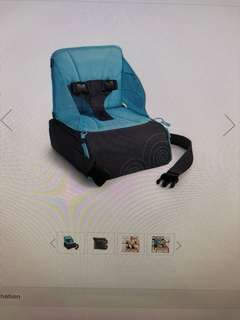 Pre-Loved Munchkin Travel Booster Seat