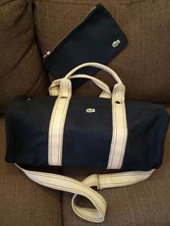 Authentic Lacoste Bags