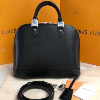 LV Alma Epi Leather PM