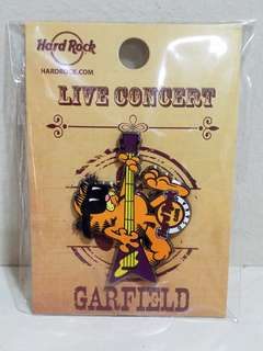Hard Rock Cafe Pin - Garfield