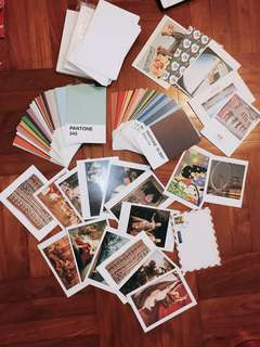 Photo paper & post cards
