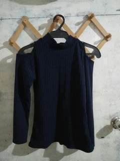 Knitted Bakuna Blouse
