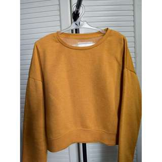 Bench Mustard Yellow Sweater