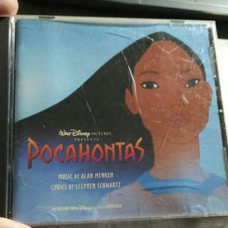 Pocahontas Walt Disney