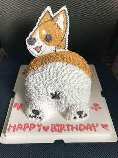 哥基Bb patpat蛋糕