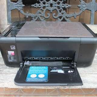 Deskjet Ink Advantage K209a Printer (DEFECTIVE)