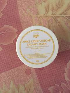 Apple Cider Vinegar Creamy Mask