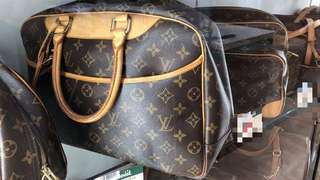 Authentic LV Trouville