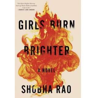 ✨ Girls Burn Brighter - Shobha Rao ✨