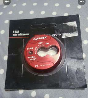 Yamaha NMAX lgnition switch cover