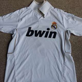 Real Madrid 'CR7' Jersey