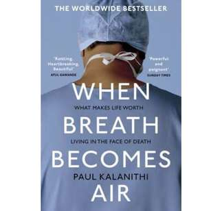 ✨ When Breath Becomes Air - Paul Kalanithi ✨