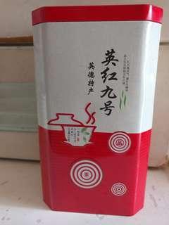 英德特產 英紅九號紅茶一罐