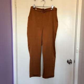 Bronze Trousers