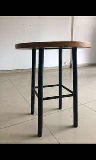 Meja kayu tinggi REPRICE ❗️