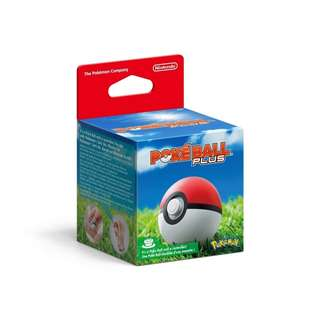 Poke Ball Plus (Nintendo Switch) Preorder !!!