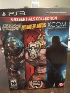 PS3 Essential Collection