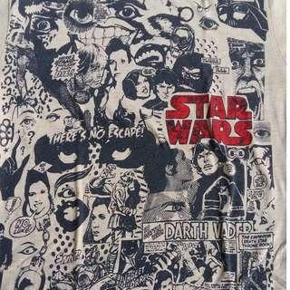 Starwars Poster Tees