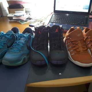 Basketball Shoes SPECIAL PACKAGE 3 pairs DEAL