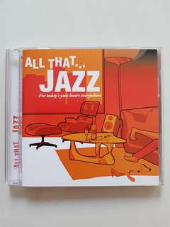 CD(SOLD) All That Jazz - For Today's Jazz Lovers Everywhere
