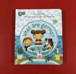 Usborne - What are Germs?