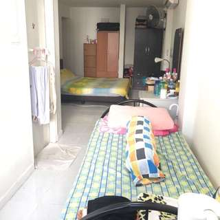 Female roomate wanted for spacious Room opposite Aljunied MRT