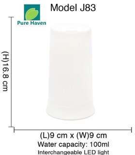 🚚 [PureHaven.SG] BNIB Premium Humidifier Aroma Diffuser For Home Office Model J83 @ SGD 49