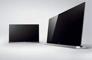 "Sony Bravia 40"" nx710 TV minimalist"