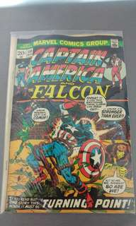 Captain America #159 marvel early bronze age
