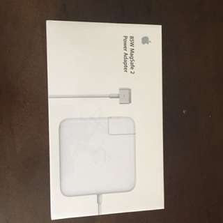 Brand New Sealed Apple 85w Magsafe 2 Power Adapter