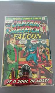 Captain America #161 marvel early bronze age