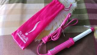 Hair Straightener (Pink)