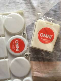 omni palette & brush washer