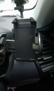 汽車電話夾