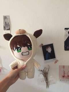 Bts v taehyung fansite doll @liontae
