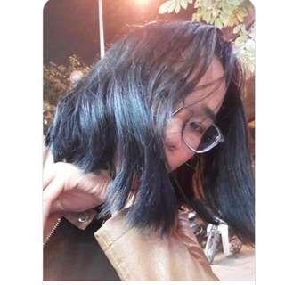 Kool Permanent Hairdye (Darkblue)