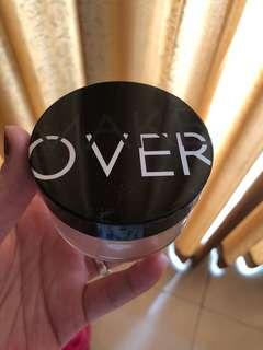 Make over shimmering powder highlighter