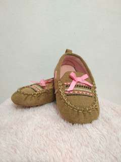 Prewalker baby girl shoes