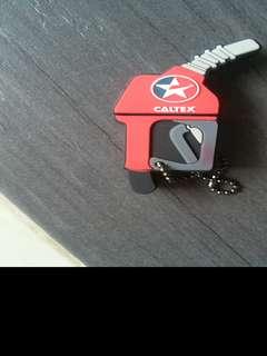 Caltex Keychain USB