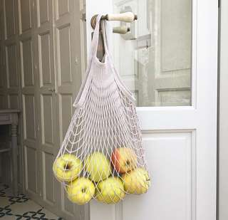 Tote Mesh woven Grocery bag
