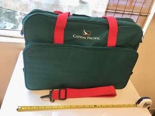 CX舊版行李袋