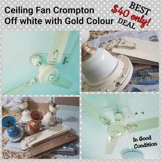 Ceiling Fan Crompton