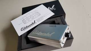 ALO Audio The Continental V3 Tube Amp