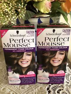 Hair Colour for grey coverage
