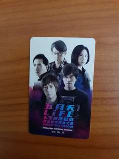 [Concert edition] Mayday Ezlink Card