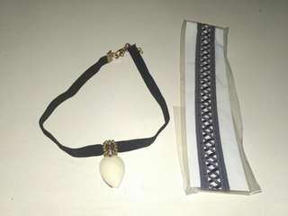Kalung choker wanita